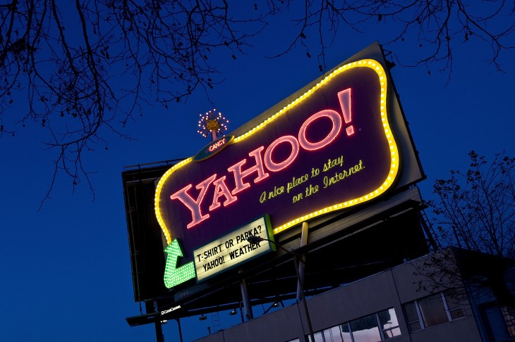 Yahoo's SVP of Central Technology David Dibble steps down, will continue to advise Marissa Mayer ...