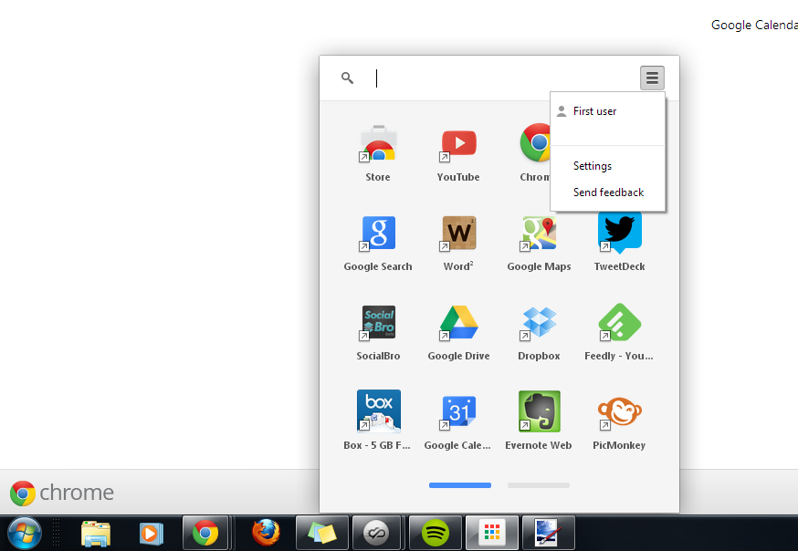 Google's Chrome App Launcher is Now Live For Windows Users