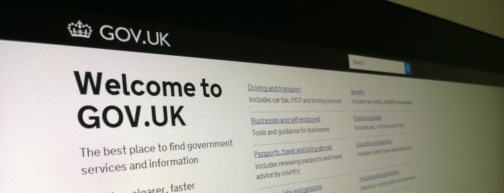The UK public will one day be able to influence government policy, simply by using new digital services ...