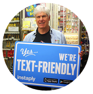 Instaply • Businesses You Can Text 1 Instaply debuts platform that allows consumers to text businesses as if they were friends