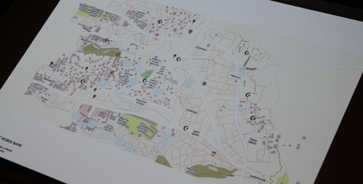 Mapping SLums