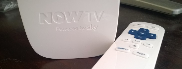 Review: Sky's NOW TV box. We put this tiny £10 Roku device to the test
