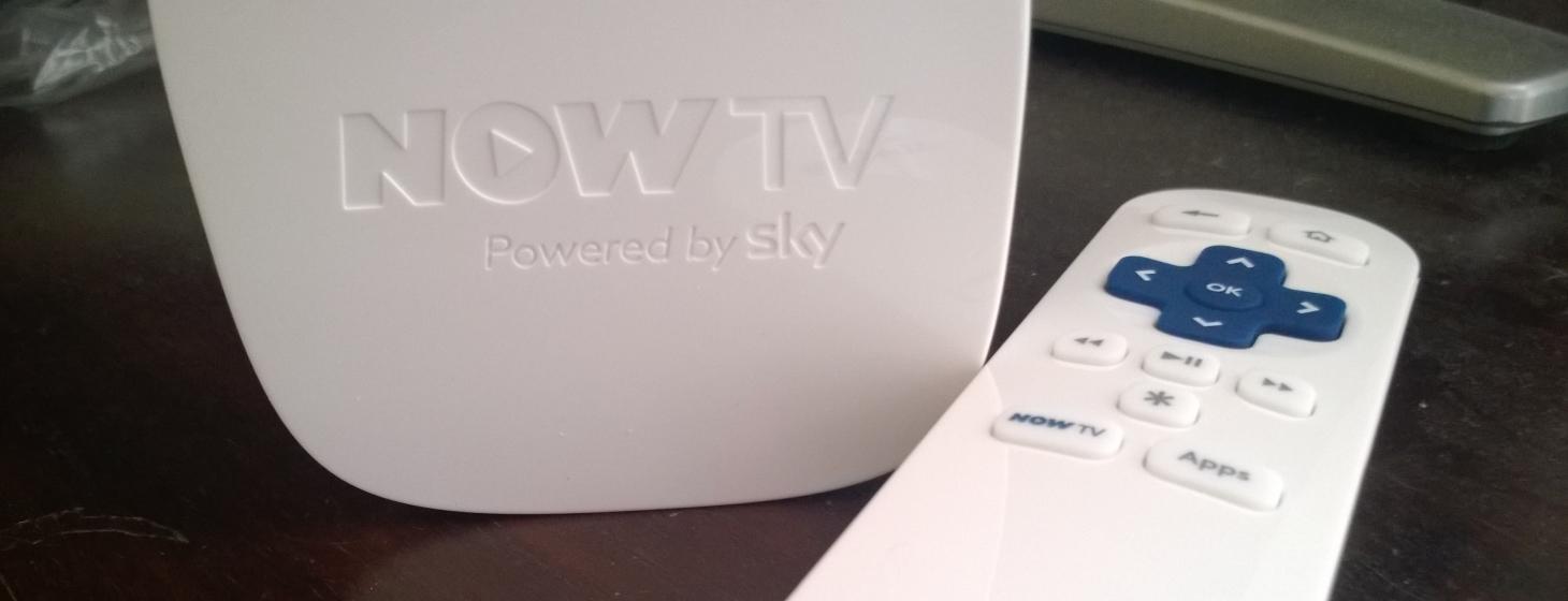 Sky's NOW TV Box Finally Gets a YouTube App