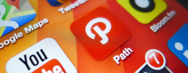 Path 3.1 brings stickers to feed comments, QR code friend invites and updated iPad navigation
