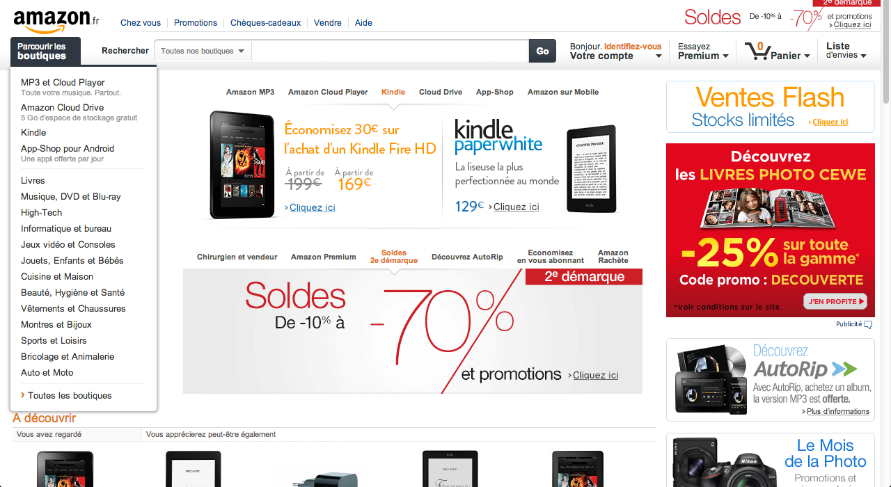 Amazon Drops Kindle Fire Hd Price To 139 And 169 Across