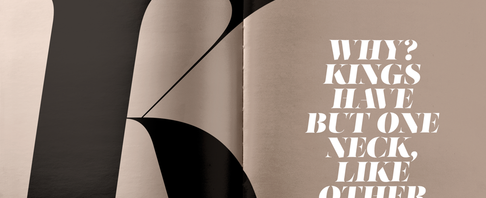 30 Beautiful Typefaces Released Last Month
