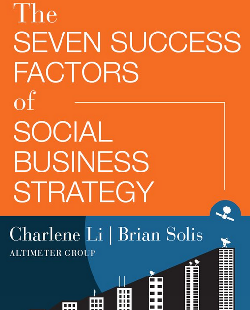 Screen Shot 2013 07 22 at 3.20.24 PM The 7 factors to help a company build a social business strategy