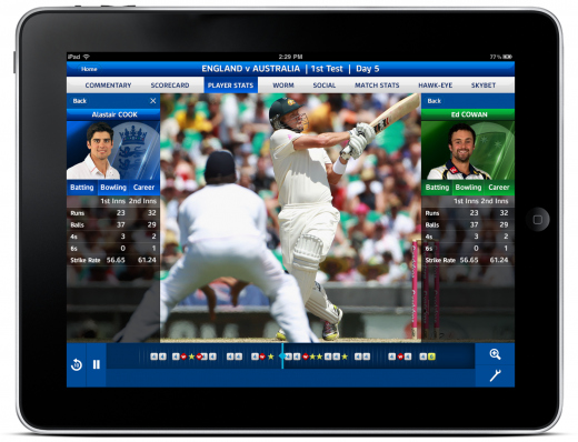 Sky Sports ASHES 2013