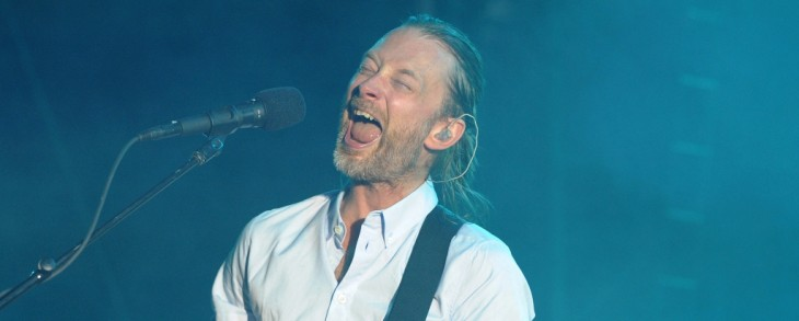 Thom Yorke's Atoms for Peace taps Soundhalo to let fans download live-tracks during their gig