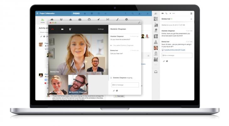 Video Chat - Macbook Pro