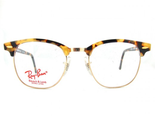 Vintage-Ray-Ban-Clubmaster-Ant-Tortoise-Sunglasses