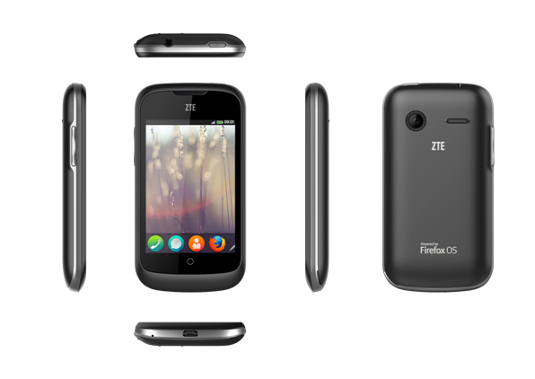 ZTE Open Firefox OS based Alcatel OneTouch Fire and ZTE Open now available in Colombia and Venezuela