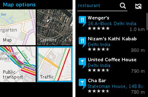 Nokia's HERE Maps Arrives On the Asha 501