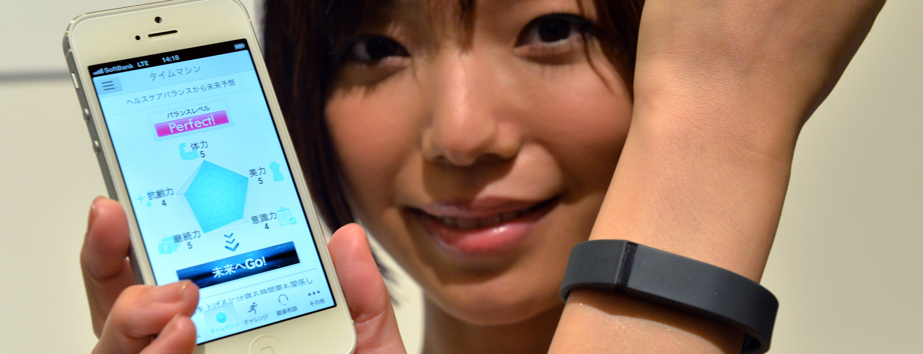Tell me EVERYTHING About you: What's Next in Quantified Self?