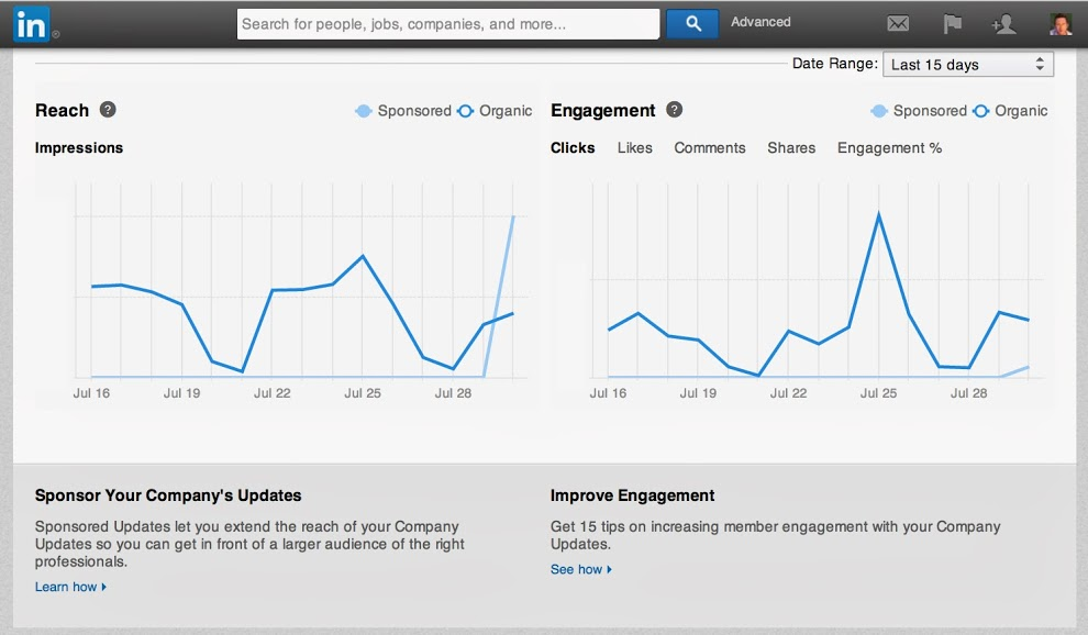 linkedin2 LinkedIn launches new Company Page analytics for tracking follower growth, post performance and more