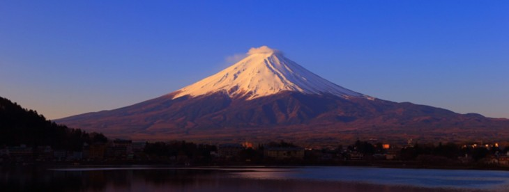 Google Street View scales Japan's iconic Mount Fuji