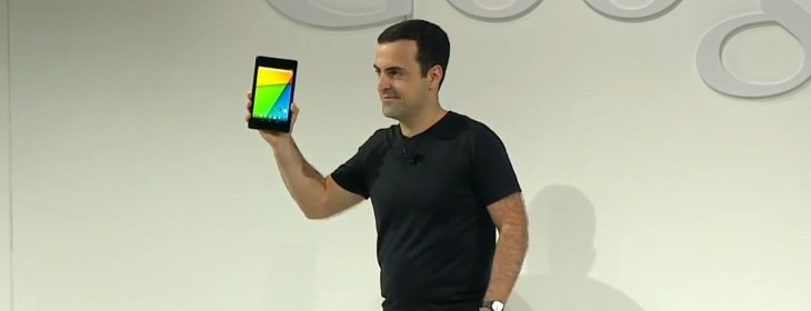Google's new Nexus 7 tablet spotted in the UK, pre-orders start at £199.99 for September 13 release ...