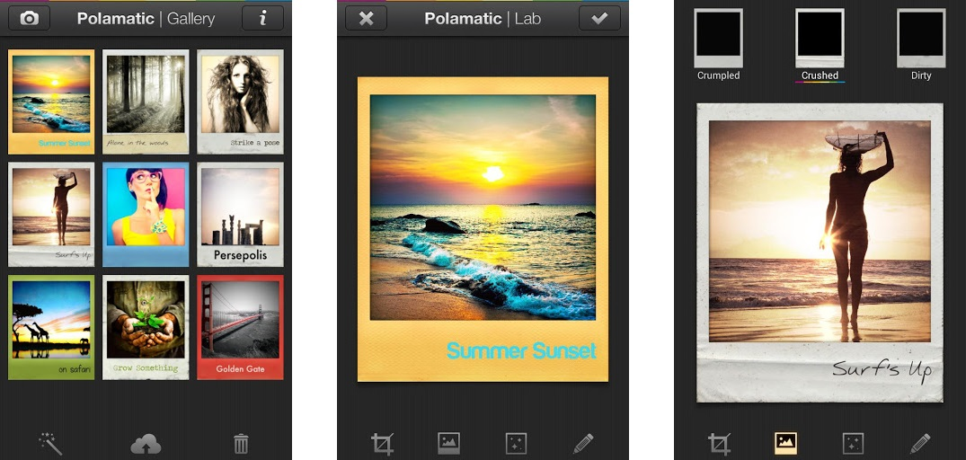 Polaroid\'s Polamatic App Launches on Android