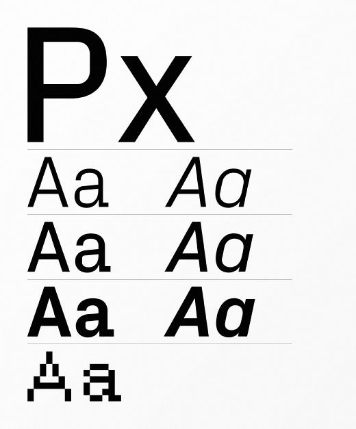 px-grotesk