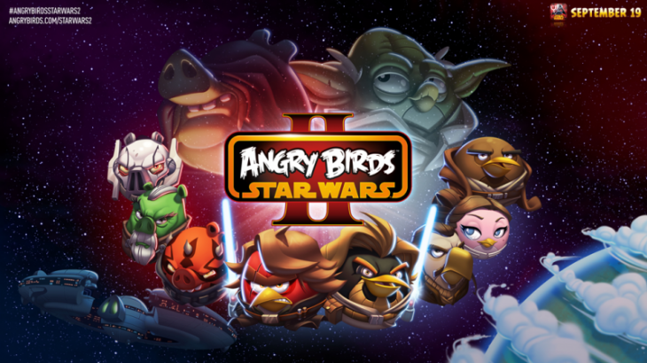 thumb  3 AngryBirds StarWars2 730x410 Rovio will launch Angry Birds Star Wars II on September 19 alongside TELEPODS toys for bonus content