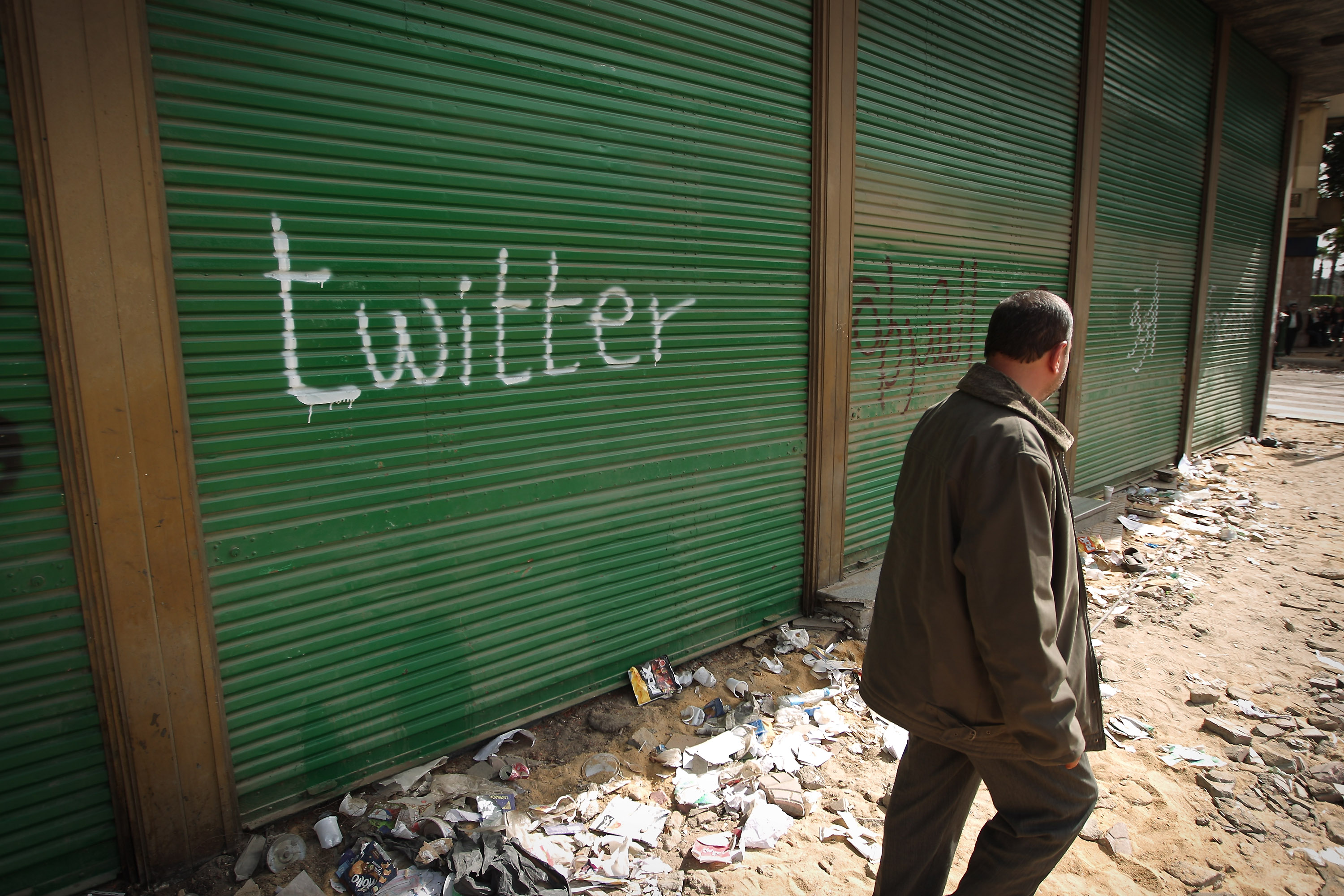 Is Twitter The 'End of the Civilized World'?