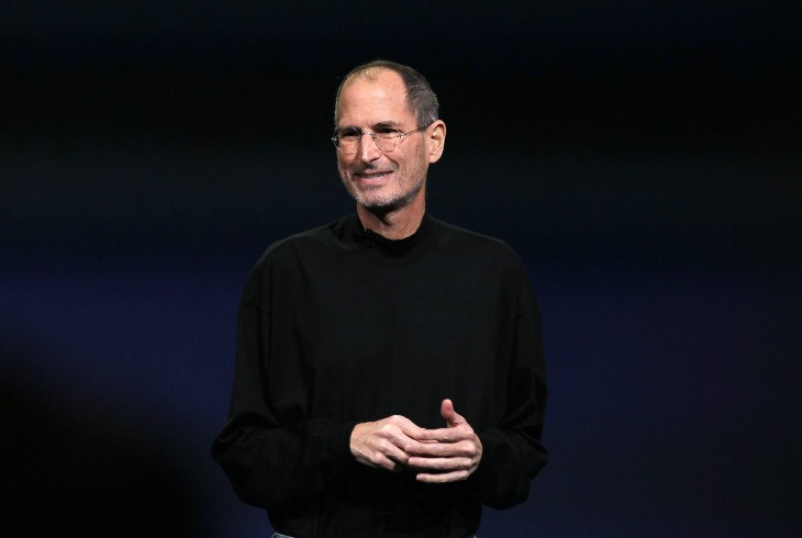 Want to see a Statue of Liberty-sized statue of Steve Jobs?