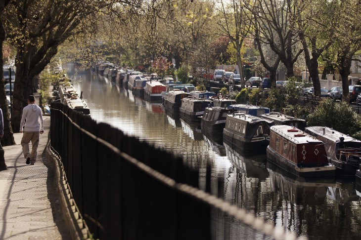 The UK's most iconic canals and rivers will soon be added to Google Street View