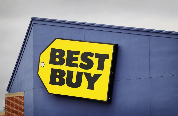 Why are Apple, Google, Microsoft and Samsung so interested in Best Buy?
