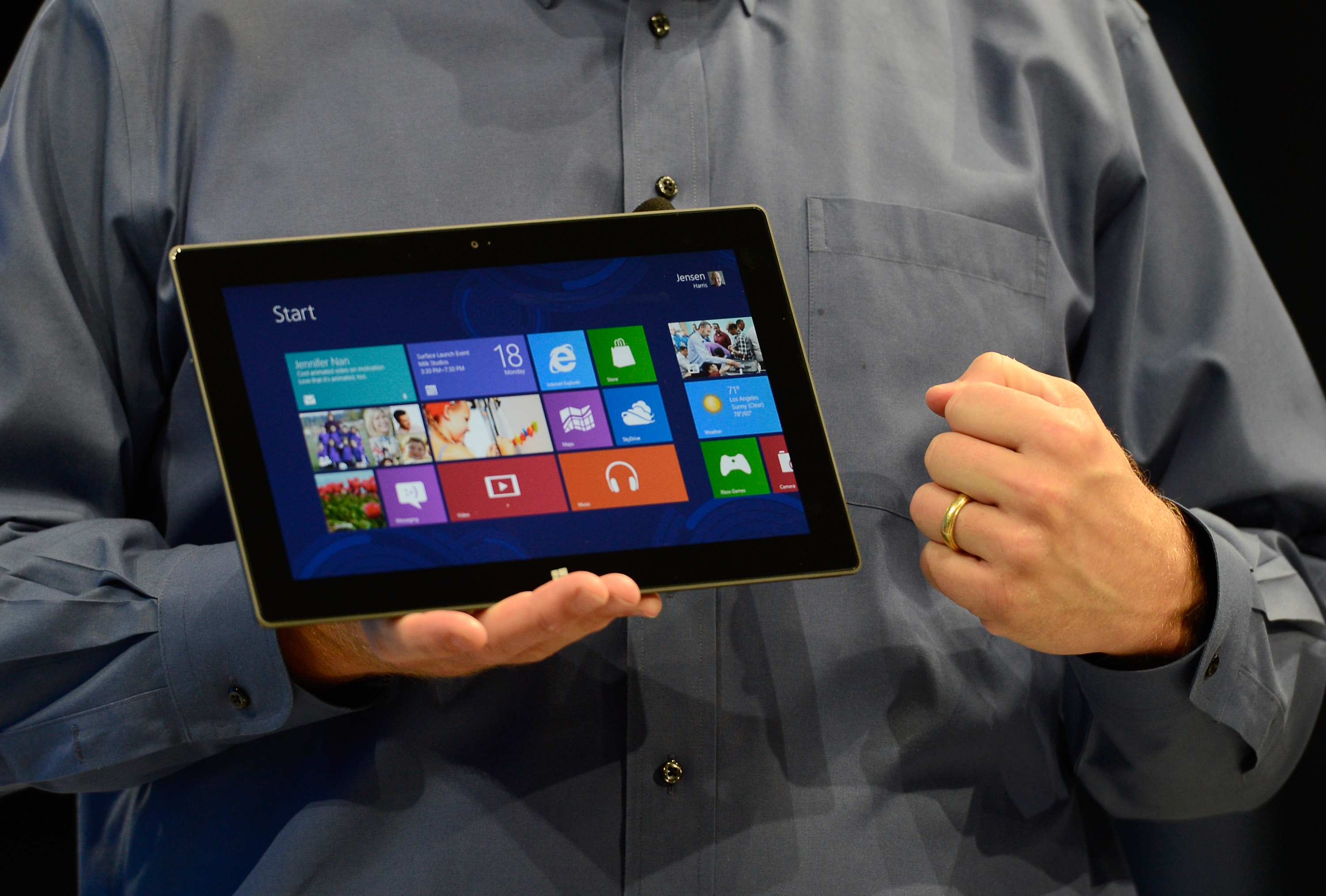 Microsoft Slashes Surface Pro's Price by $100 Until End of 2013