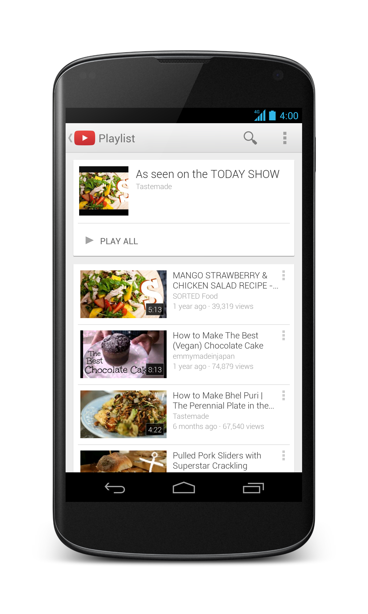 Download Youtube 5 0 21 Apk Free ~ android world