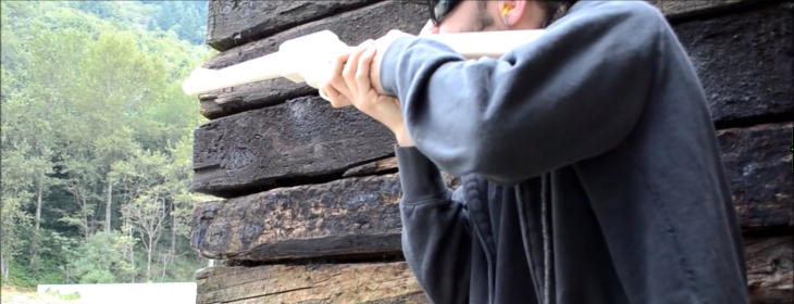 World's first 3D-printed rifle fires 14 shots, beating its previous best of just 1