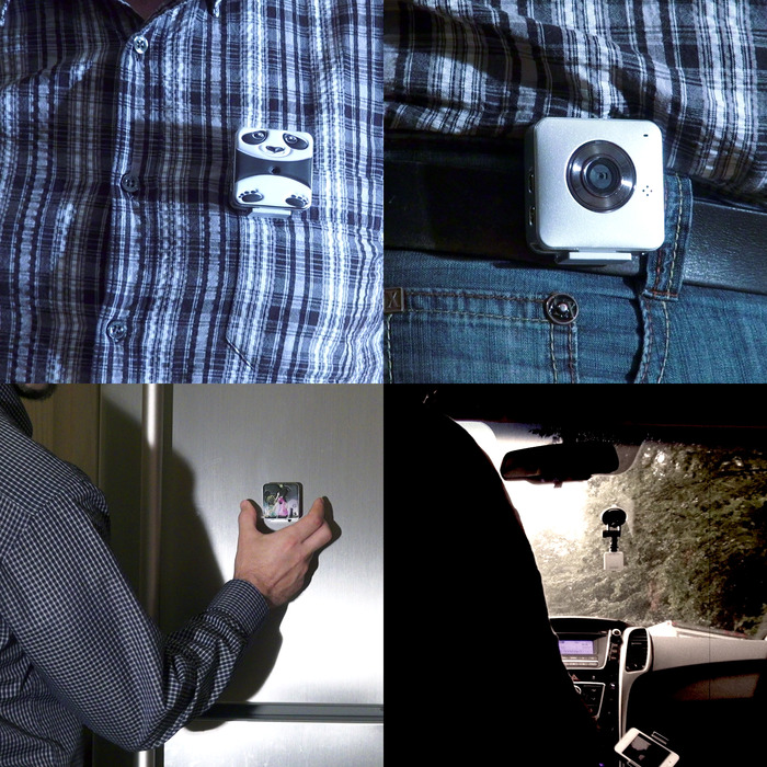 ParaShoot Brings its Wearable HD Device to Indiegogo