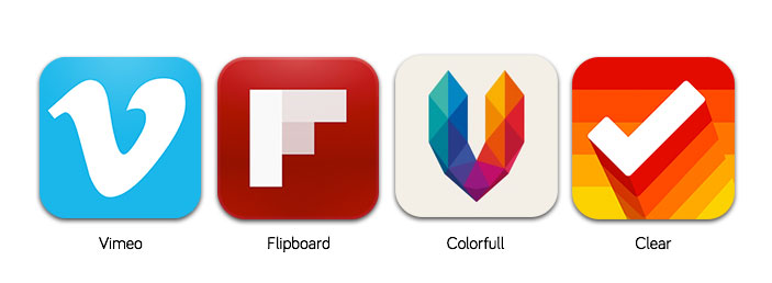 How to Create Better App Icons, 6 Tips from Apple.