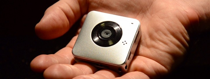 ParaShoot returns to Kickstarter with improved version of its wearable photo/video taking device
