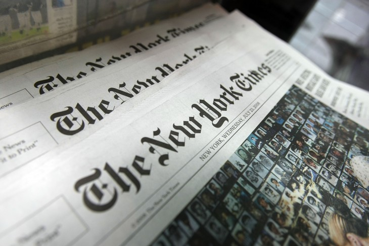 The New York Times updates its apps for iOS 7, with cleaner design and AirDrop for article sharing