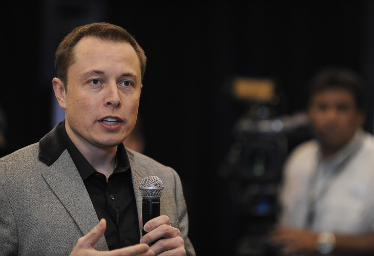 Elon Musk on fear and failure, plus his close calls with Space X and Tesla