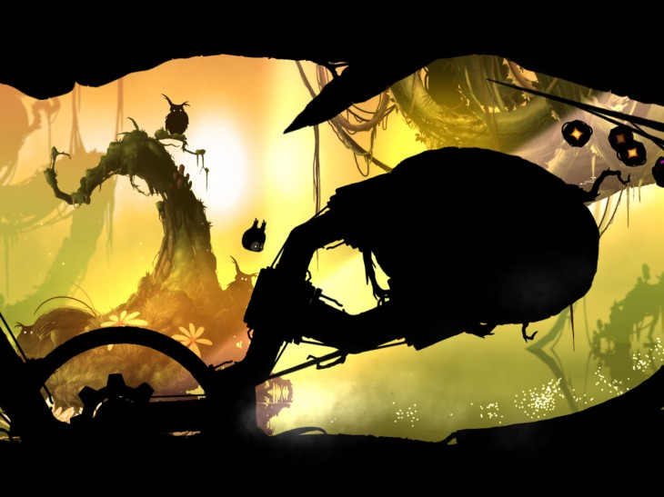 Addictive iOS game Badland is coming to Android and BlackBerry soon