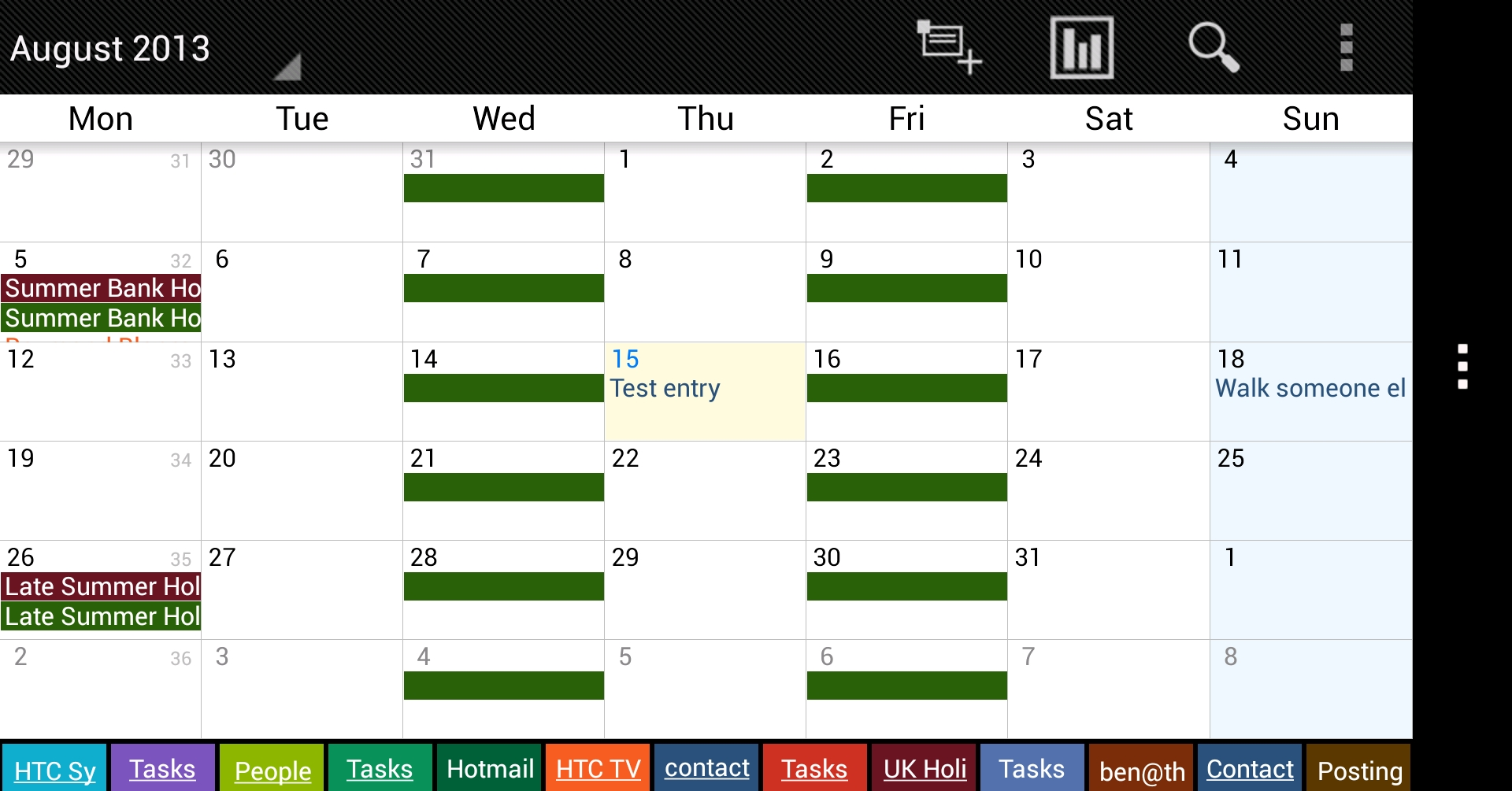 BusinessCalendarFree 12 of the best calendar apps available for your Android smartphone today