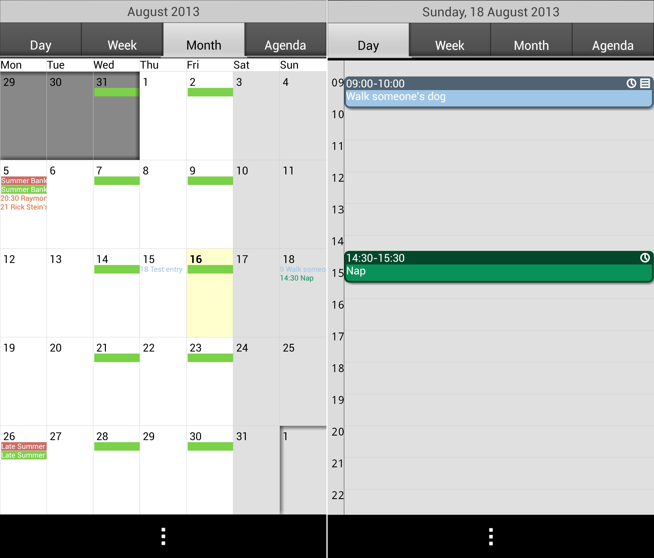 Calengoo 12 of the best calendar apps available for your Android smartphone today