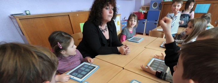 First 7 iPad-equipped 'Steve JobsSchools' open their doors in the Netherlands