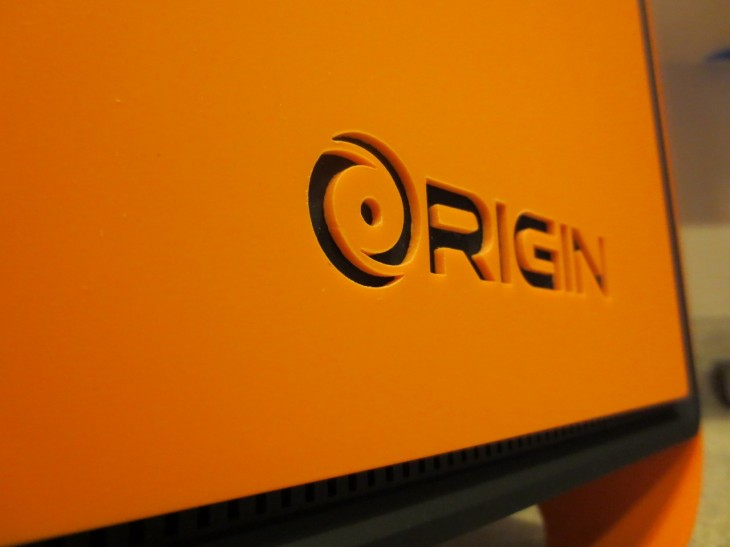Origin PC Chronos review: Over the top performance has never looked this good