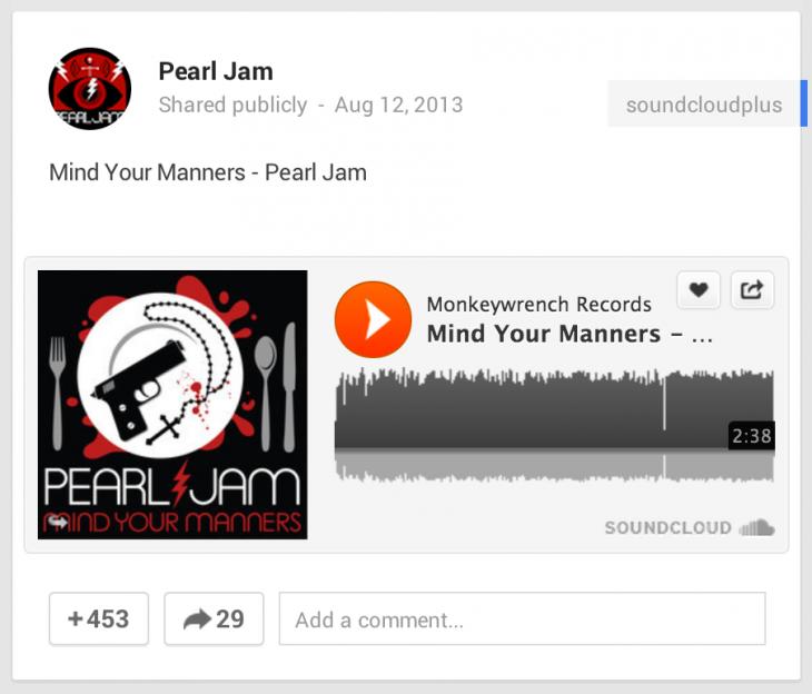 Pearl-Jam-SoundCloud
