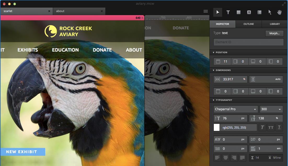 Macaw, the Web Design Tool for Programmers, Hits Kickstarter
