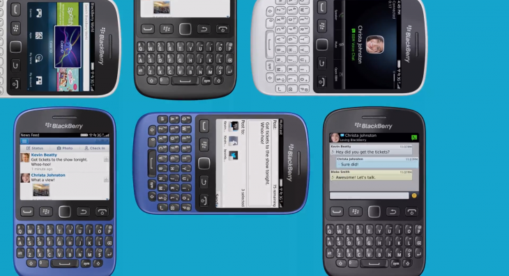 BlackBerry 9720 launched running BB7 OS, 2.8″ touchscreen, 5MP camera and dedicated BBM shortcut ...