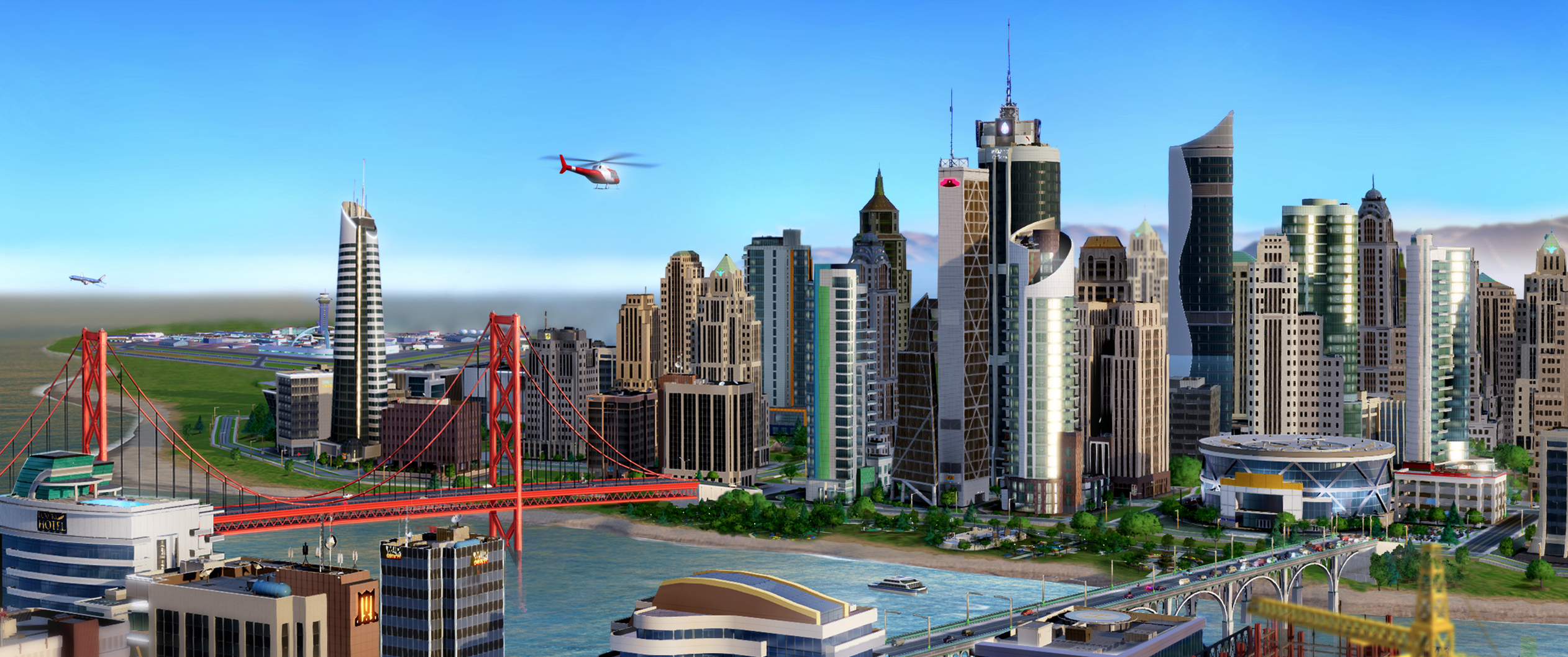 Simcity for Mac is Available to Download Now
