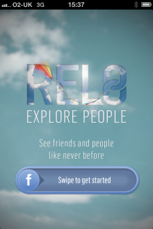 a9 220x330 Rel8 for iPhone helps you know who your Facebook friends really are
