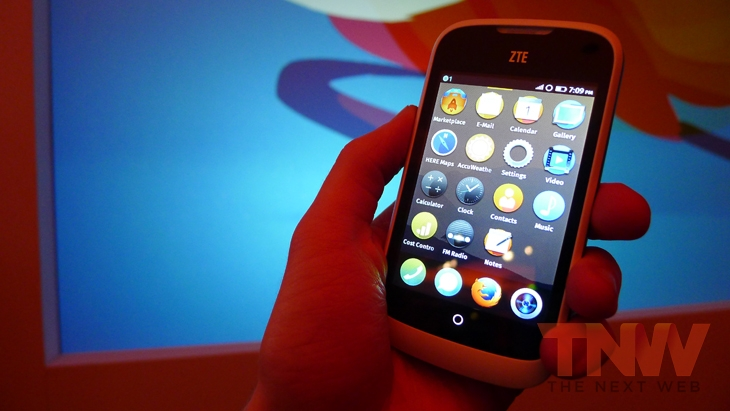 ad The Firefox OS ZTE Open will go on sale in the US and UK for $79.99...unlocked and exclusive to eBay