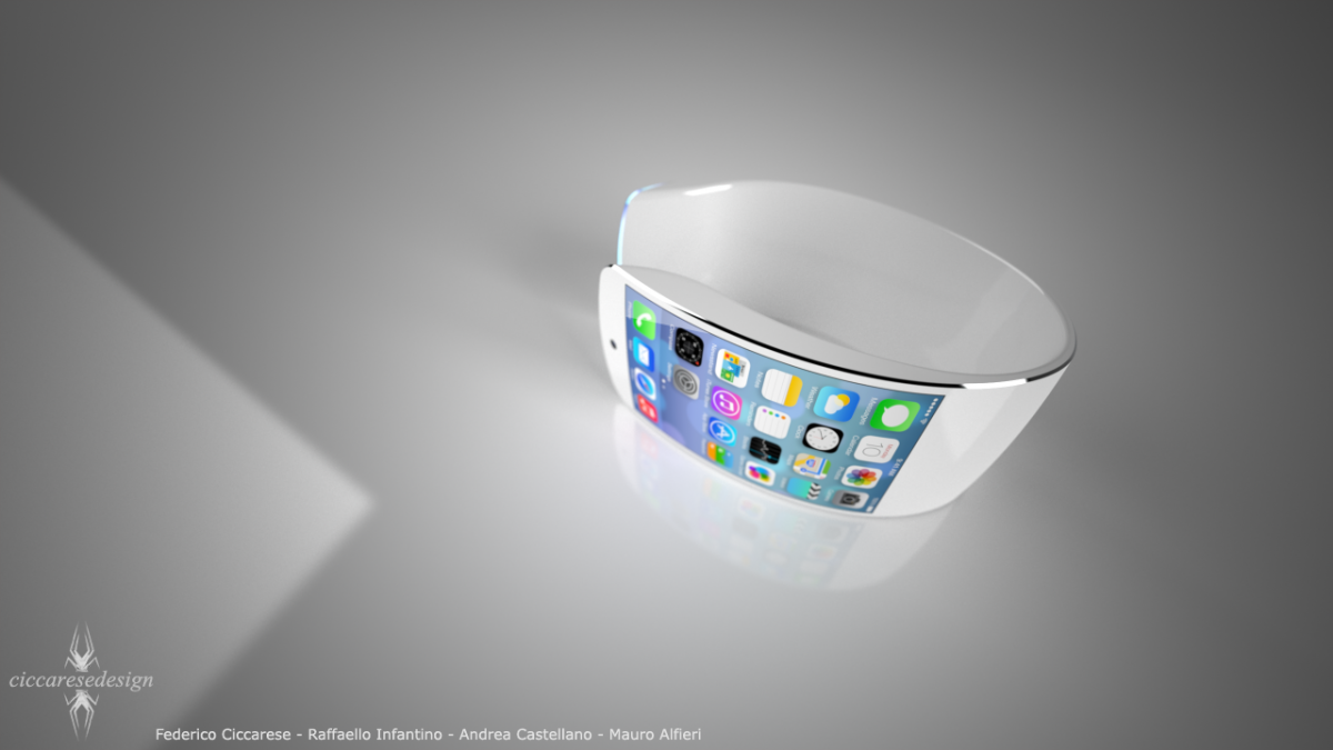 What Has to Be the IWatch to Let You Buy?