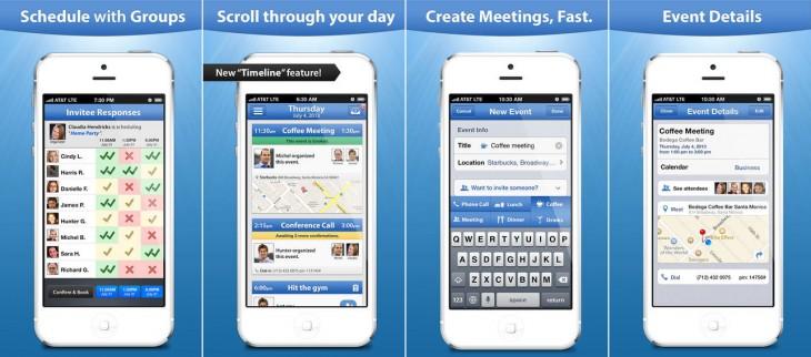 Atlas Apple calendar app