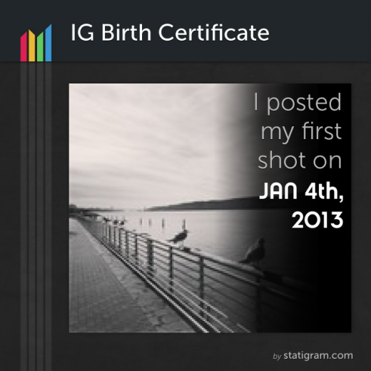 birthstatigram 520x520 20 apps and resources that do cool things with your social data